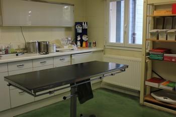 salle de consultation Witry les Reims